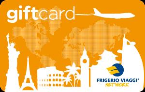 Gift Card Frigerio Viaggi Network