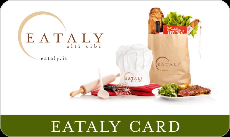 Gift Card Eataly