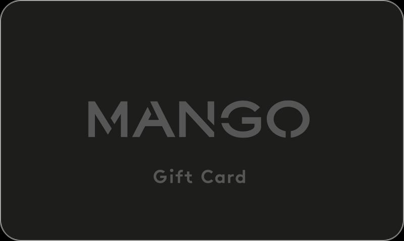 Mango combina productos de calidad y un diseño original para tus necesidades diarias. ¿Quieres el regalo perfecto? Con la tarjeta regalo de Mango ¡acertarás seguro!