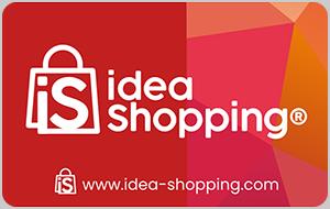 Idea Shopping es la tarjeta regalo que se puede gastar eligiendo en un catálogo de las mejores marcas. Un regalo original para sorprender y premiar.