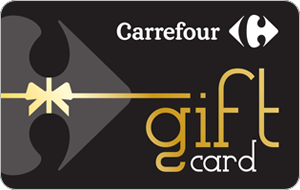 Gift Card Carrefour