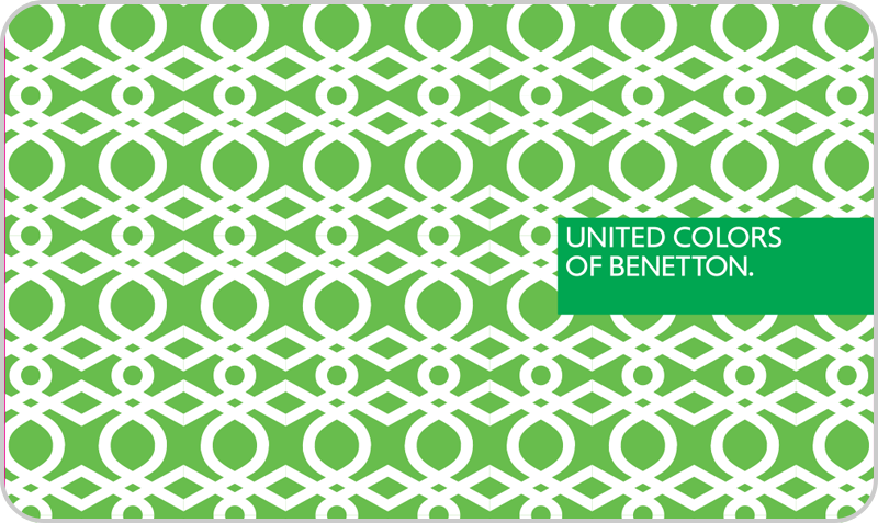 Gift Card United Colors of Benetton