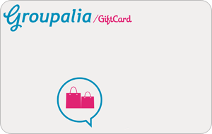 Gift Card Groupalia