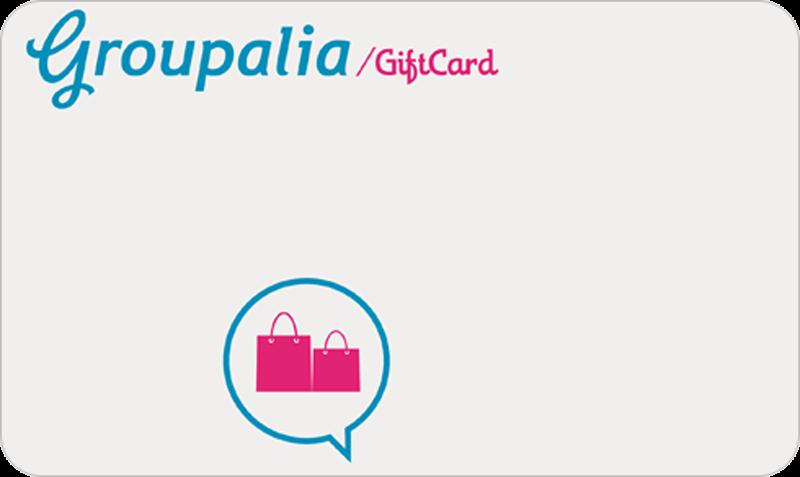 Gift Card Groupalia