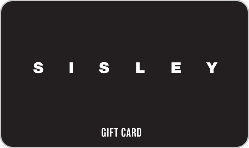 Gift Card Sisley