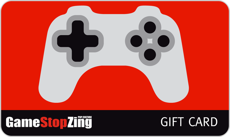 Gift Card GameStop