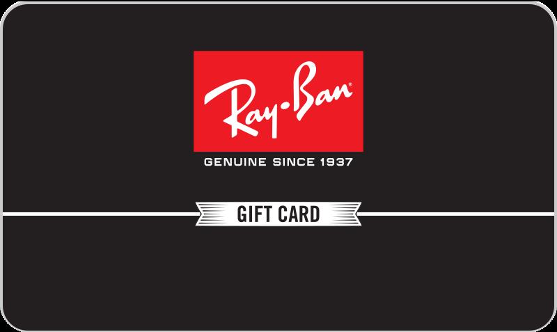 Gift Card Ray-Ban