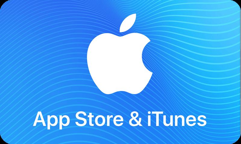 Una tarjeta, millones de formas de disfrutarla: apps, juegos, música, películas y iCloud.