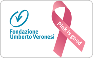 Gift Card Fondazione Veronesi - Pink is GOOD