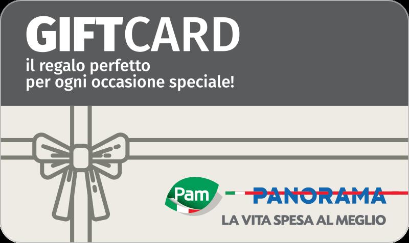 Gift Card Pam Panorama
