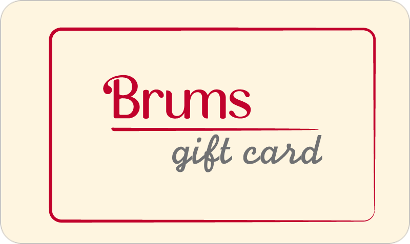 Gift Card Brums