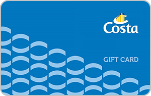 Gift Card Costa Crociere