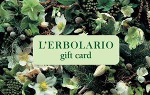 Gift Card L'ERBOLARIO