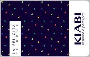 Gift Card Kiabi