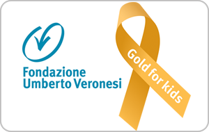 Gift Card Fondazione Veronesi - Gold for KIDS