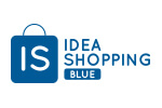Gift Card Idea Shopping Blue
