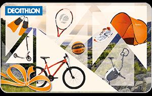 La tarjeta Decathlon para comprar accesorios, prendas y calzado deportivos al mejor precio en la cadena global para artículos deportivos