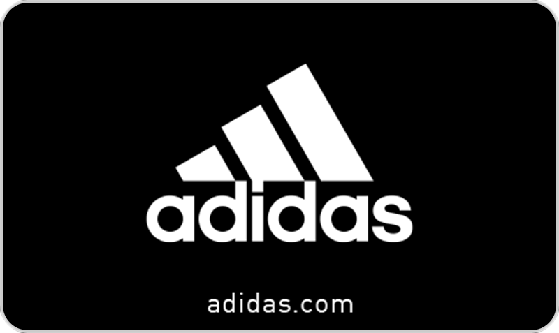 Gift Card Adidas