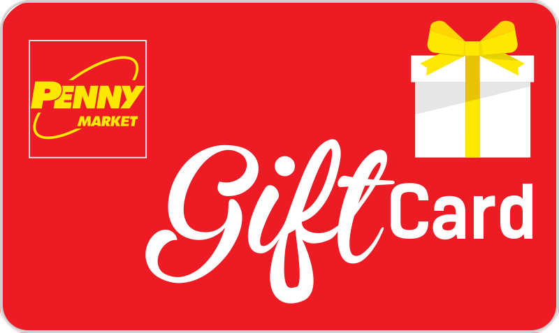 Gift Card Penny Market
