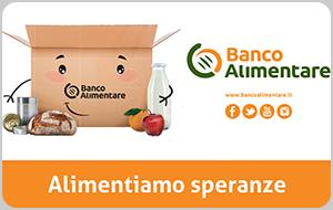 Gift Card Banco Alimentare