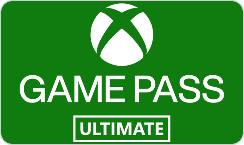 Gift Card Xbox Game Pass Ultimate