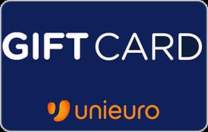 Gift Card Unieuro