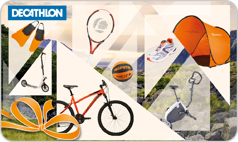Decathlon es una cadena de establecimientos de grandes superficies, dedicada a la venta y distribución de material deportivo.