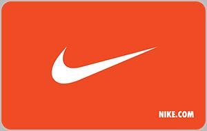 Utiliza la tarjeta Nike para comprar ropa, calzados y accesorios deportivos de la empresa conocida en todo el mundo por su estilo