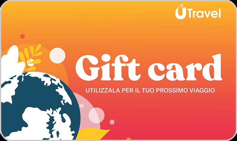 Gift Card UTravel