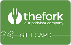 Gift Card TheFork