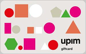 Gift Card Upim