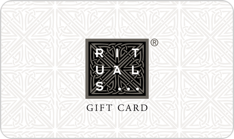 Con la tarjeta regalo de Rituals es muy fácil elegir para ti o para un amigo el regalo perfecto.