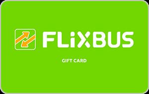 ¡Con las Tarjetas Regalo de Flixbus puedes planificar tu próximo viaje o regalarlo a quién prefieras!