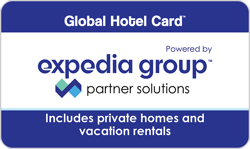 La tarjeta Global Hotel de Expedia para elegir tu hotel entre una amplia oferta de soluciones en todo el mundo