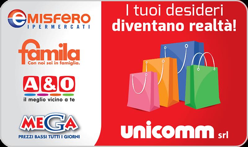 Gift Card Unicomm