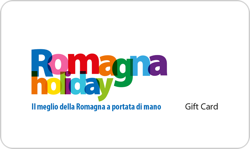 Gift Card Romagna Holiday Card