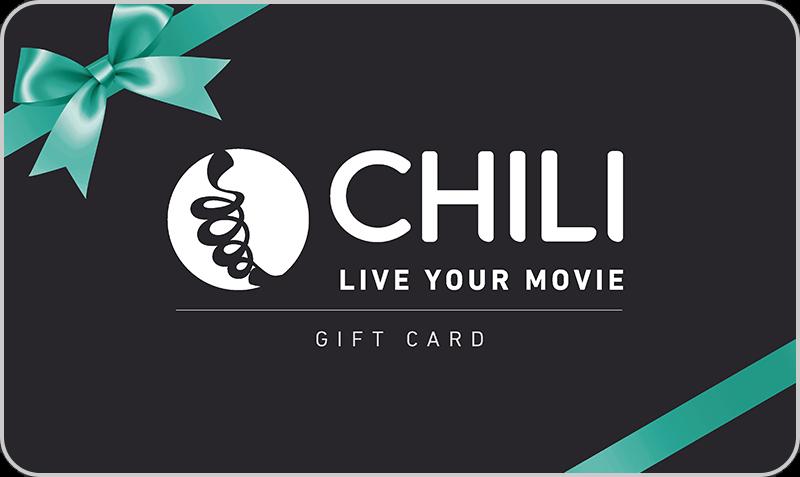 Gift Card CHILI