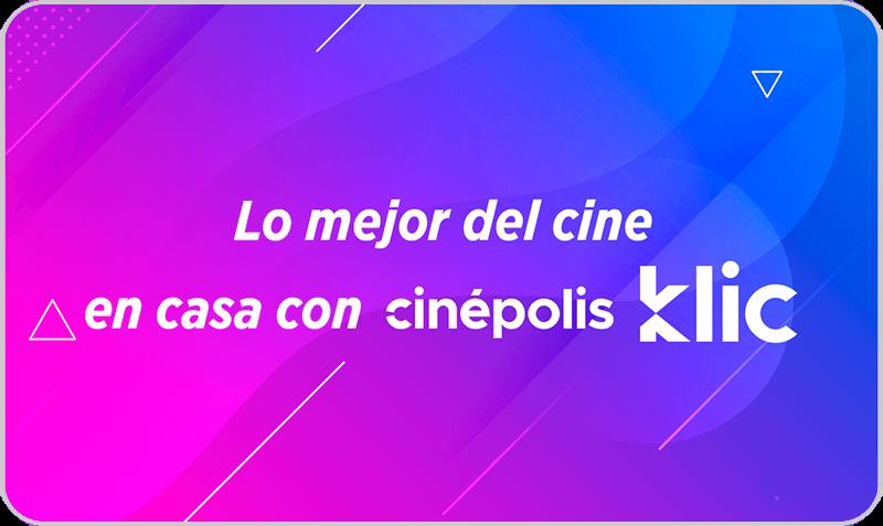 Cinépolis Klic 10 Rentas