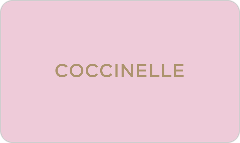 Gift Card Coccinelle