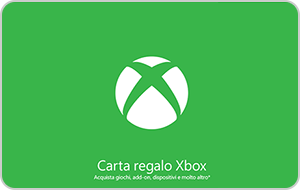 Gift Card XBOX Live