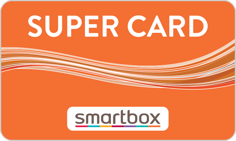 Gift Card Smartbox SUPERCARD