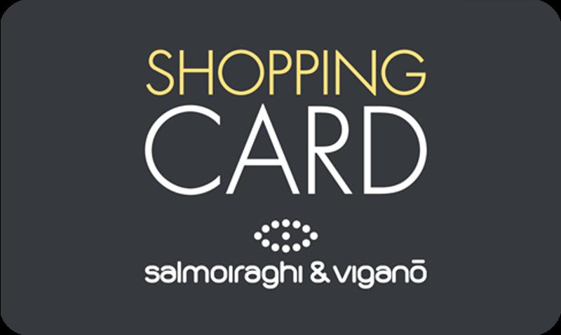 Gift Card Salmoiraghi & Vigano'