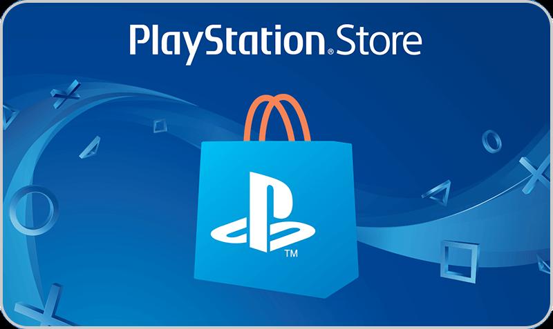 Gift Card PlayStation