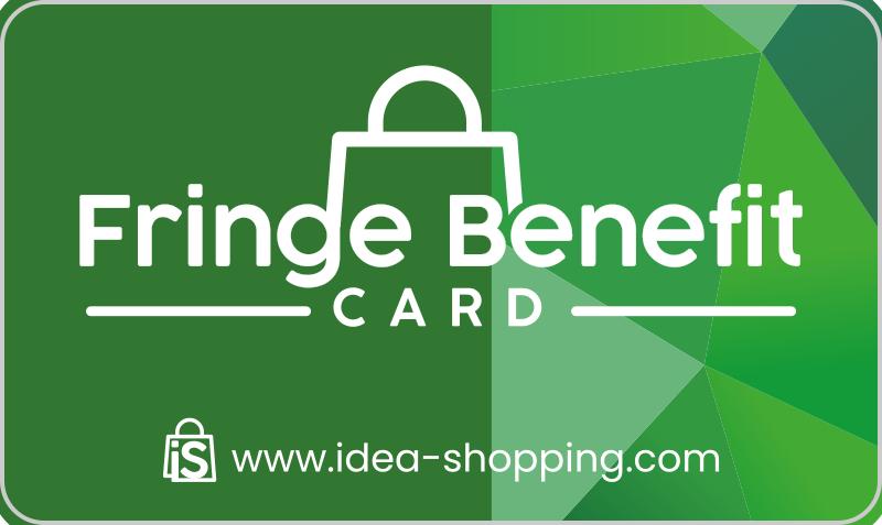 Gift Card Fringe Benefit Card